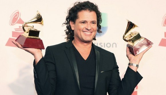 Vives fue el mejor de Colombia en los Latin Grammy