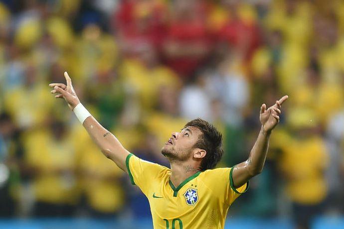 Neymar da Silva Santos - Brasil