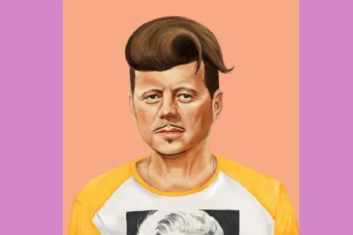 [John F. Kennedy