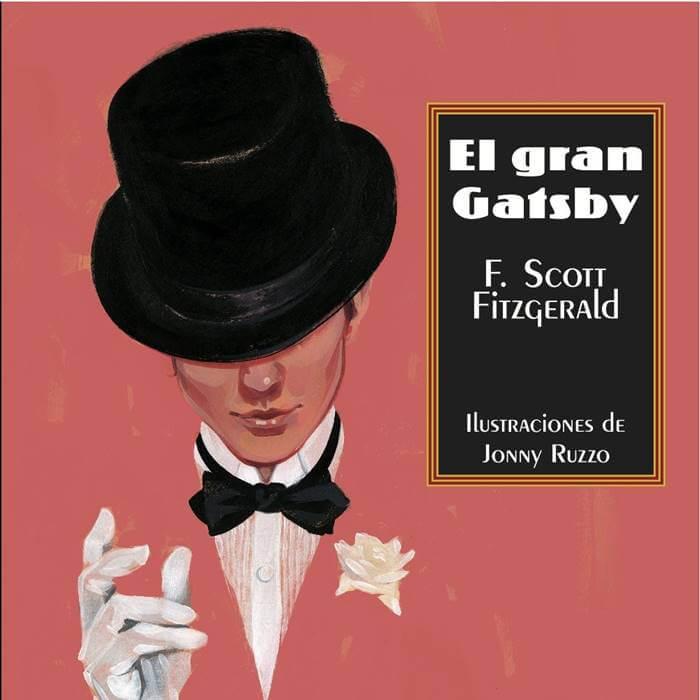 Foto del libro El gran Gatsby