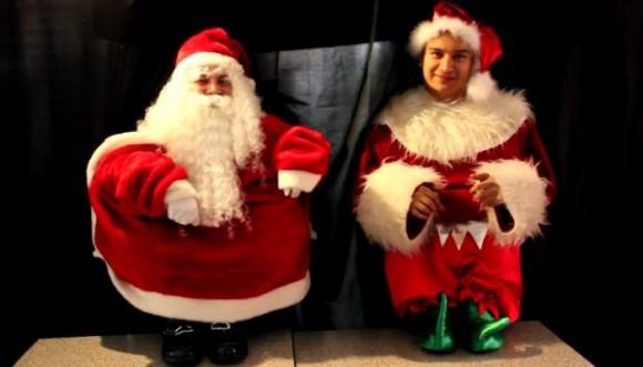 Los Retrotubers, preparados para la Navidad