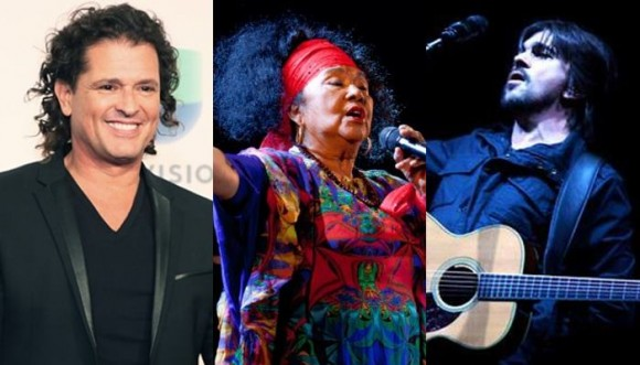 Ellos son los colombianos nominados a los Grammy