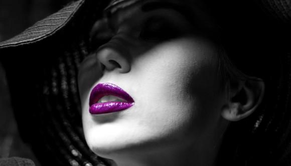 Labial púrpura: tips para lucirlo con confianza