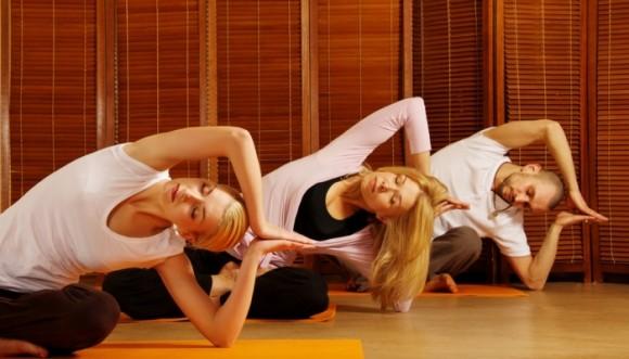 Hacer yoga también es bueno para el corazón