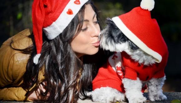 Ropa navideña para tu mascota