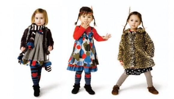 Los niños y bebés mejor vestidos de Instagram