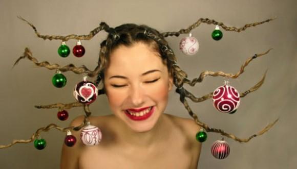12 pintas horribles para Navidad