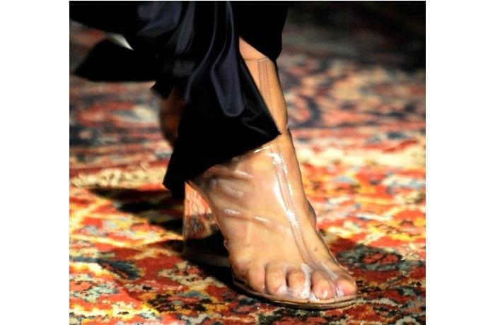 Zapatillas de cristal 1