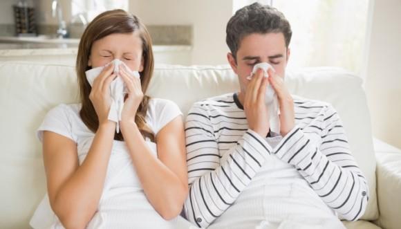 ¿Tienes gripe? ¡Haz el amor!