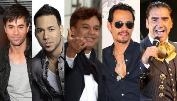 Discos de artistas latinos más populares según Billboard