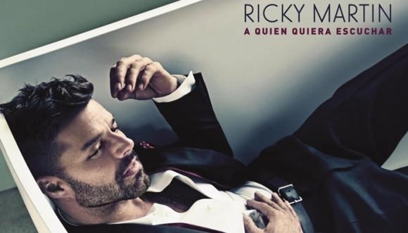 Ricky Martin lanza 'Disparo al corazón'