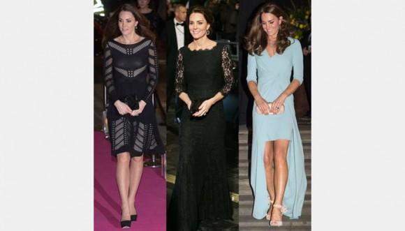 Cumpleaños Kate Middleton: looks de una treintañera