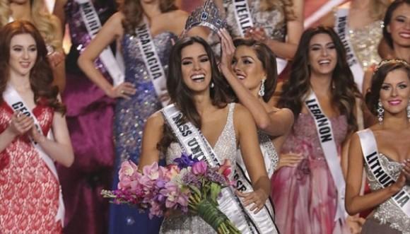 Miss Universo por fin es colombiana