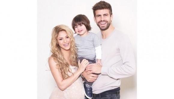 Posibles nombres para el segundo hijo de Shakira y Piqué