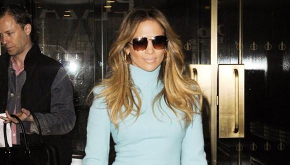 "Jennifer Lopez ""come años"""