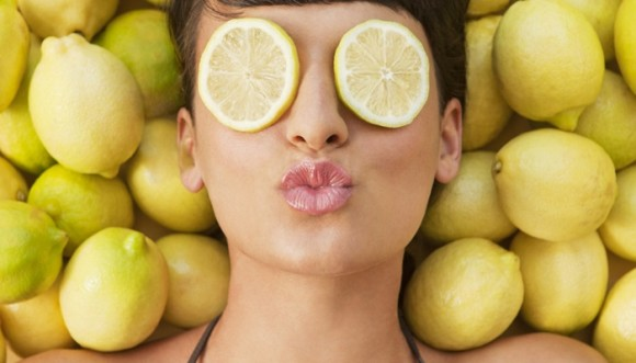 Tratamientos caseros con limón