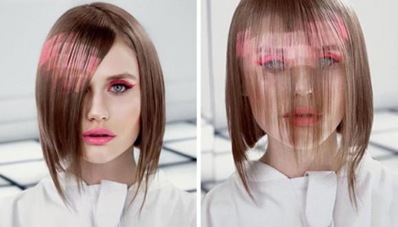 ¿Quisieras tener tu pelo pixelado?