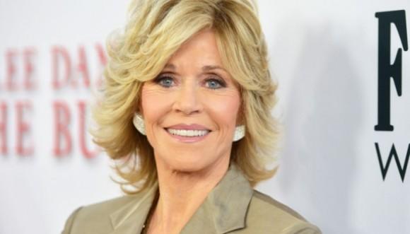 Jane Fonda confesó su vieja costumbre