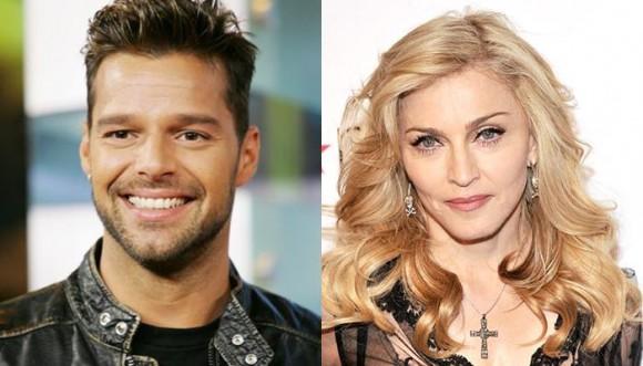 Madonna intentó conquistar a Ricky Martin