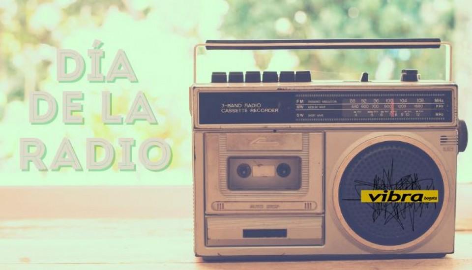 Día Mundial de la Radio: Tú eres quien nos hace Vibrar