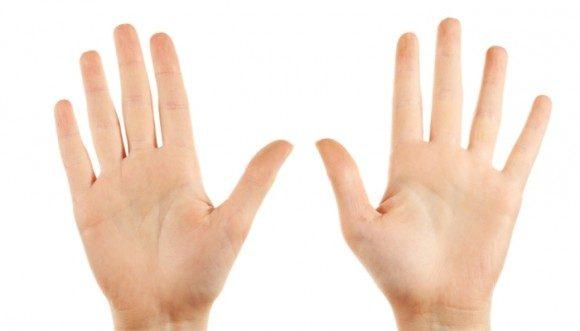 Tus dedos delatan si eres promiscuo o infiel