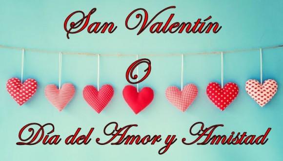 ¿San Valentín o Día del Amor y la Amistad?