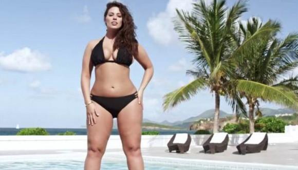 Las mujeres de talla grande se vuelven populares