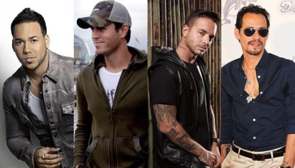Lista de nominados a los Billboard de la Música Latina 2015