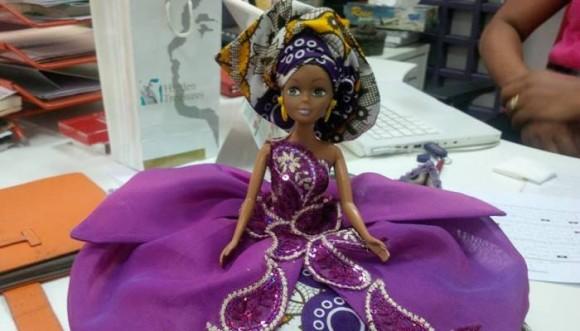 Esta es la competencia de Barbie desde África