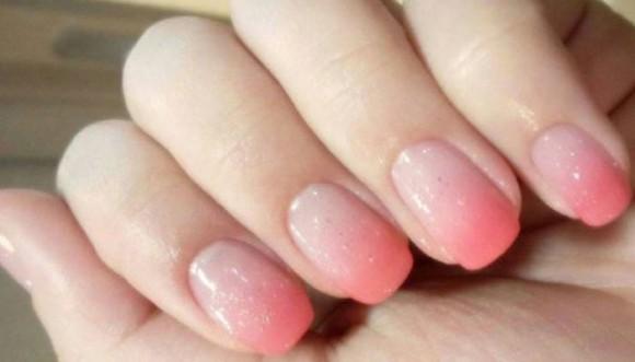 Aprende a hacerte las uñas degradé (Tutorial)