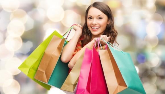Descubre si eres adicta a las compras