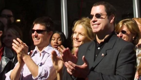 Rumores dicen que Travolta y Cruise serían pareja
