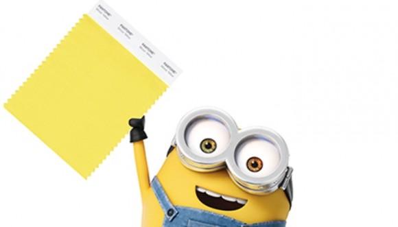 Nace un nuevo color: amarillo Minion