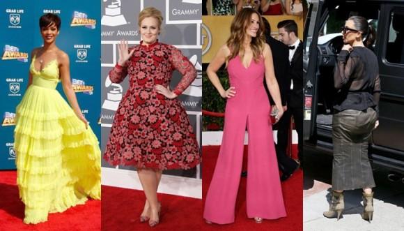 Peores descachadas de las famosas al vestirse