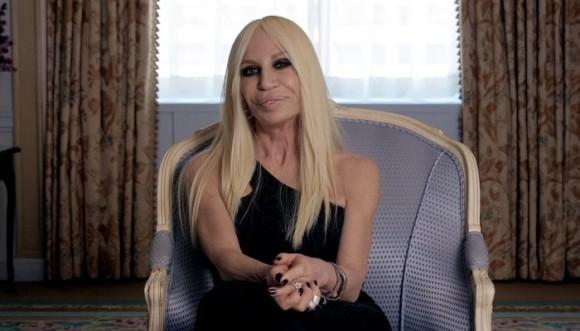 Donatella Versace en los cuerpos de las famosas