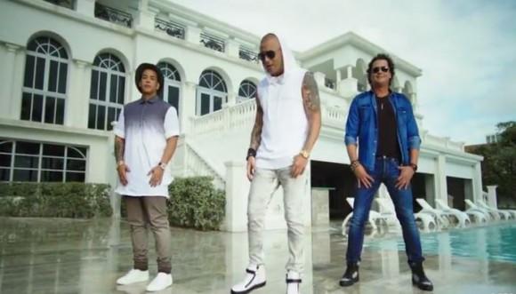 Al fin se estrena el video de Vives con Wisin y Daddy Yankee