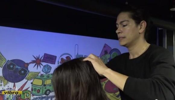 Trucos de Alejandro Restrepo para pelo y rostro grasos
