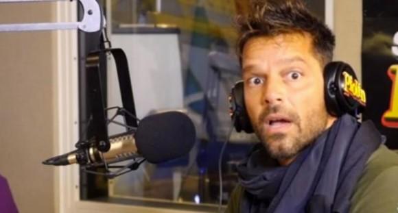 Ricky Martin va a ser papá de una niña