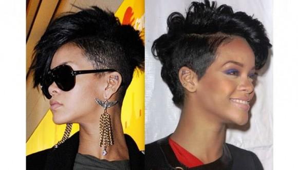 Rihanna, Pink y otras famosas conquistadas por el mohicano