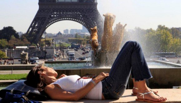 Parisinas, las mujeres más elegantes del mundo