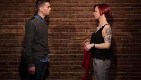 ¿Qué harías si te encuentras de nuevo con el amor de tu vida? Video
