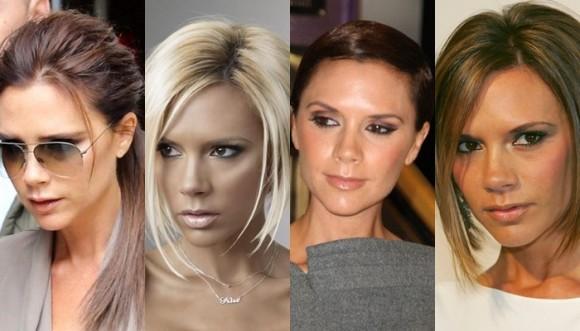 Victoria Beckham: sus extremos cambios de look