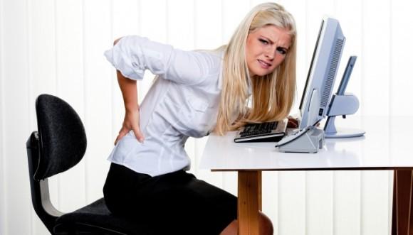 Alivia tu dolor de espalda en la oficina (Tutorial)