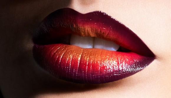 Labios degradados de 2 colores (Tutorial)