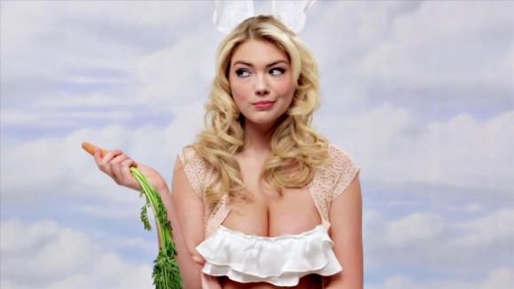 La peligrosa dieta de la modelo Kate Upton