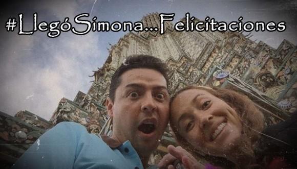 ¡Bienvenida al mundo Simona!