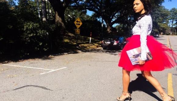 Así se combina la falda de tul, la prenda de moda según Google