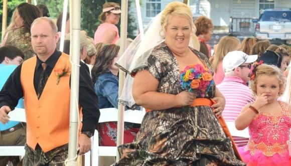 Los más horribles vestidos de novia