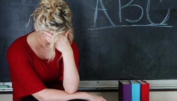A los maestros también les hacen bullying sus alumnos