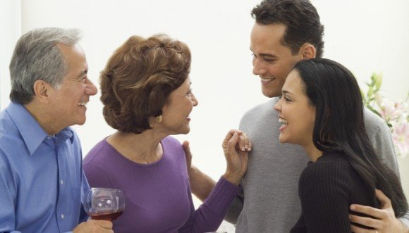 Aprende a querer a la familia de tu esposo